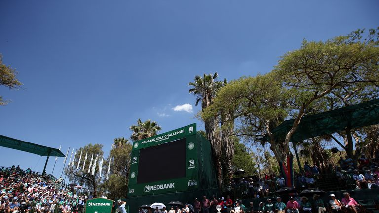 Nedbank Challenge: Oliver Wilson in contention as Zander Lombard leads