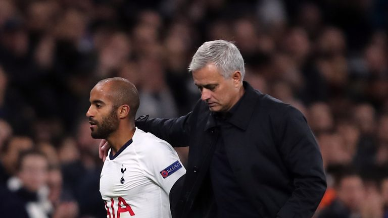 Jose Mourinho tried to sign Lucas Moura when he was Real Madrid manager