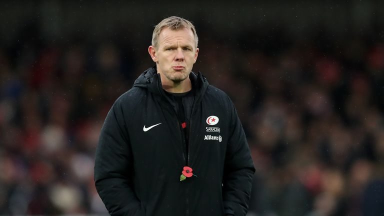 Mark McCall said Saracens' win at Gloucester was 'a performance to be proud of'