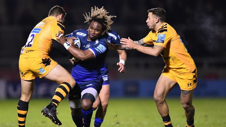 Marland Yarde attacks for Sale