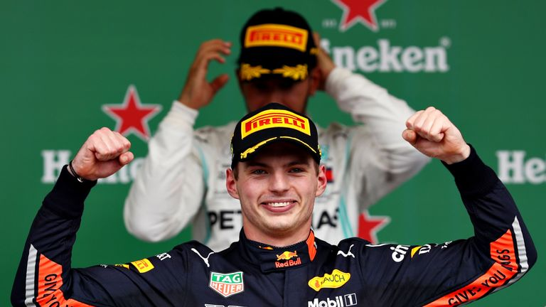 Verstappen extends contract with Red Bull until 2023