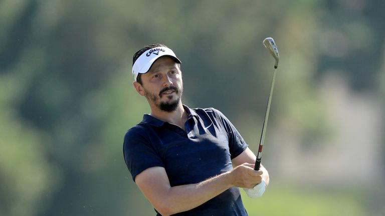 Mike Lorenzo-Vera leads by three at the halfway stage
