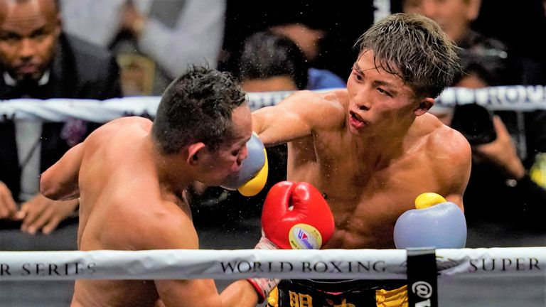 Inoue is one of the world's best boxers
