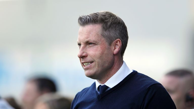 Harris' first game as Cardiff boss is against Charlton on Saturday, live on Sky Sports