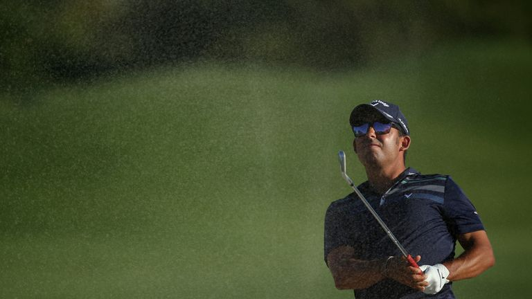 Larrazabal is looking for a first win since 2015