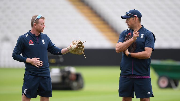 Paul Collingwood has his sights set on regaining the Ashes in 2021-22