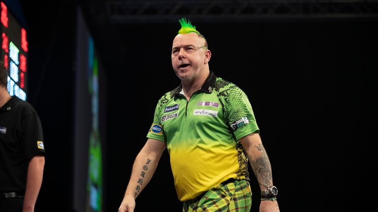 Wright faces Dave Chisnall in the last eight