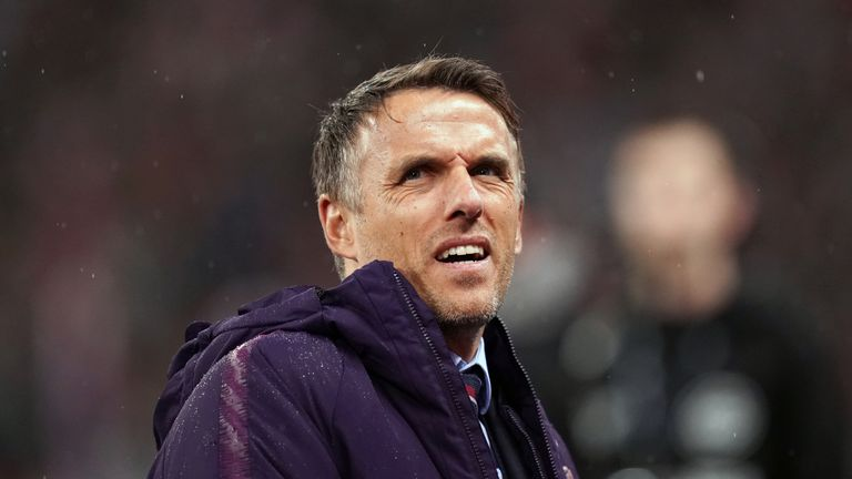 England Women's boss Phil Neville has admitted something needs to change amid his side's post-World Cup slump