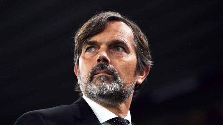 Phillip Cocu's Derby sit 15th ahead of Saturday's East Midlands derby