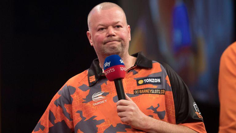 Barney bid farewell in Rotterdam before making a career u-turn