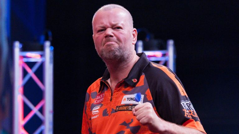 Raymond van Barneveld is coming back to darts