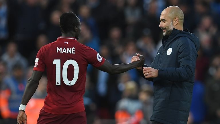"Guardiola has cleared the air after his ""diver"" comments about Sadio Mane"