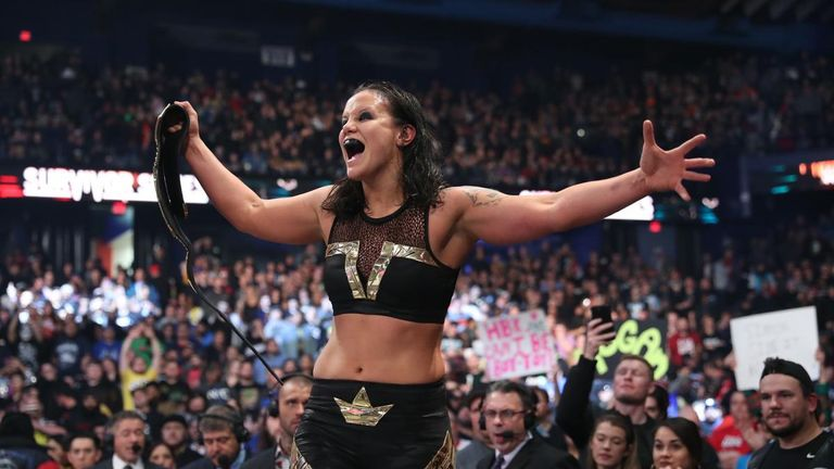 Shayna Baszler stood tall at the conclusion of Survivor Series, a clear signal of WWE's confidence in her
