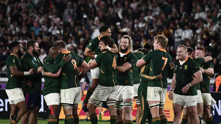 The Springboks deserved their triumph, but can they really be called the best team in the world?