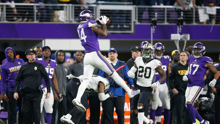 Marcus Williams' missed tackle on Diggs had haunted the Saints until they got back on the field