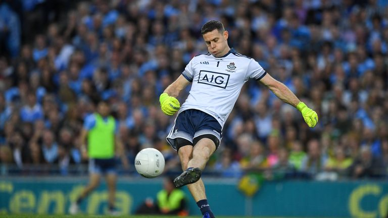 Cluxton is widely regarded as the greatest goalkeeper of the modern era