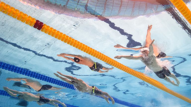 Swimming will not take place in Munich because of 'unsuitable' facilities