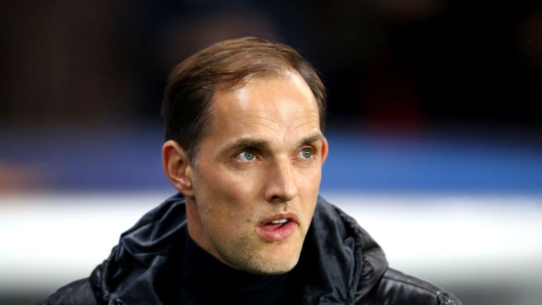 Thomas Tuchel says PSG will 'attack' against Borussia Dortmund in their bid to reach the last eight of the Champions League