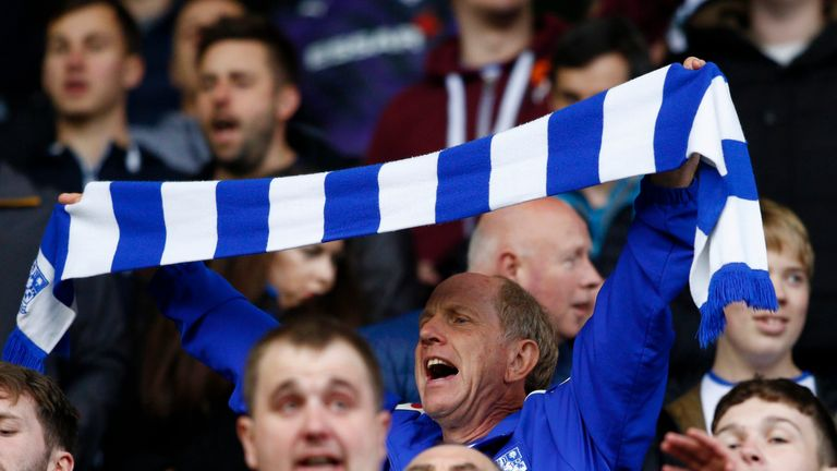 Tranmere supporters have had plenty to cheer in recent seasons