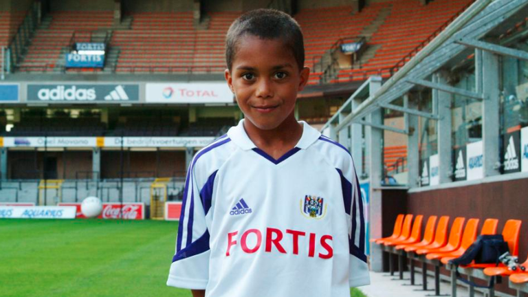 Tielemans came through the ranks at Anderlecht