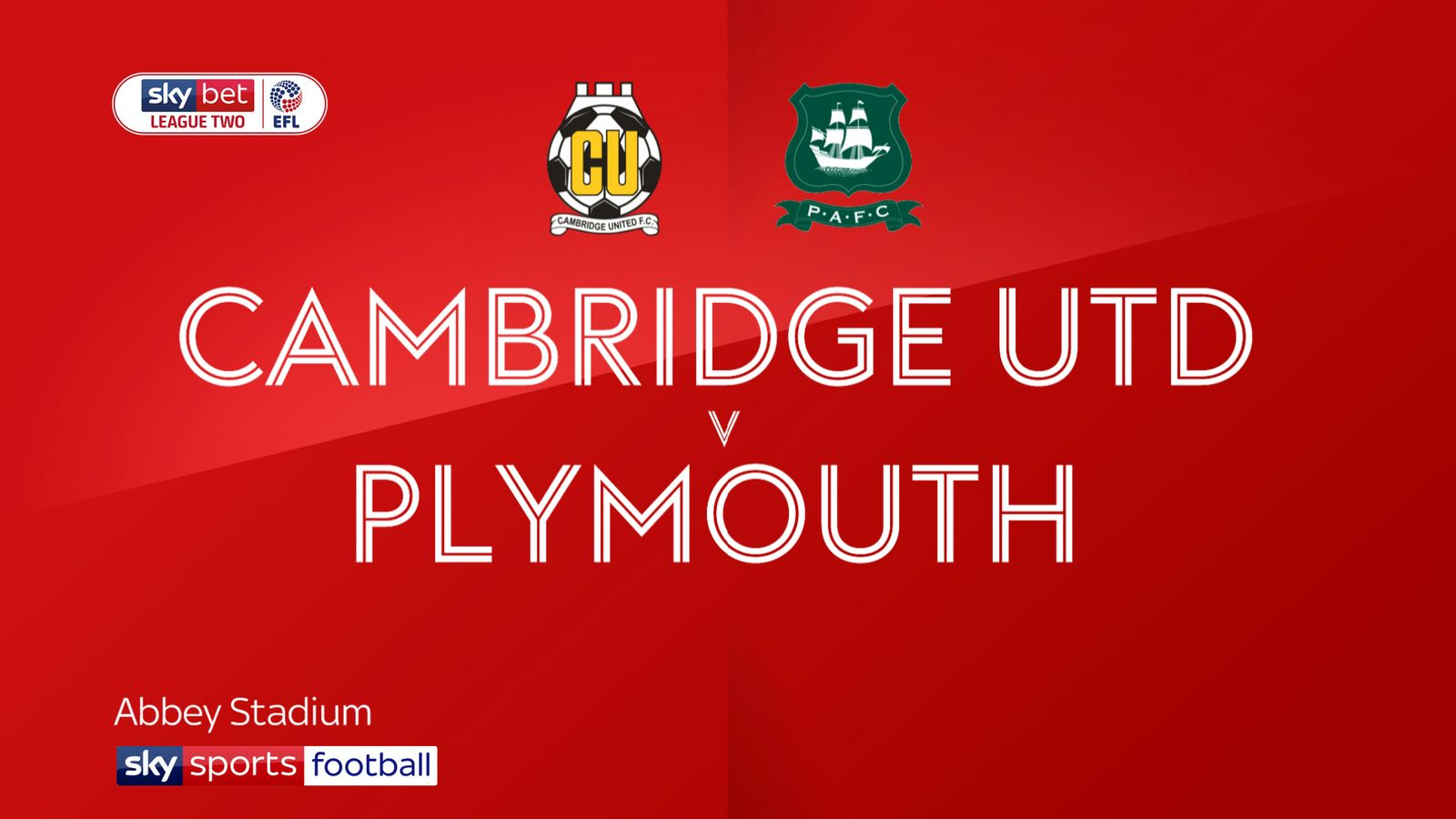 Cambridge 1-0 Plymouth: Kyle Knoyle goal gives hosts first win in seven