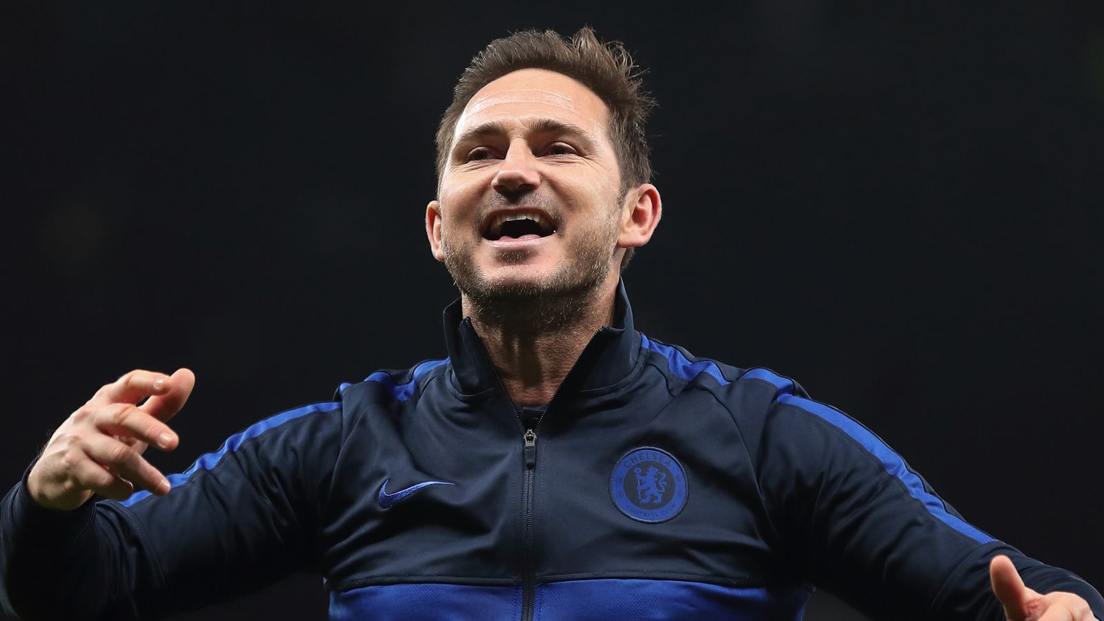 Frank Lampard says Chelsea will learn from Tottenham's defeat to Bayern Munich