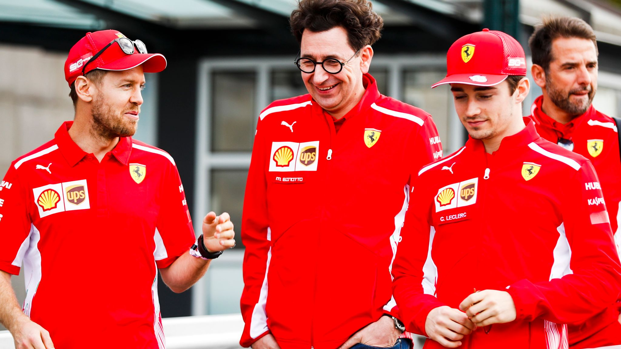 Ferrari 'lost' title battle to Mercedes when designing Formula 1 2019 car