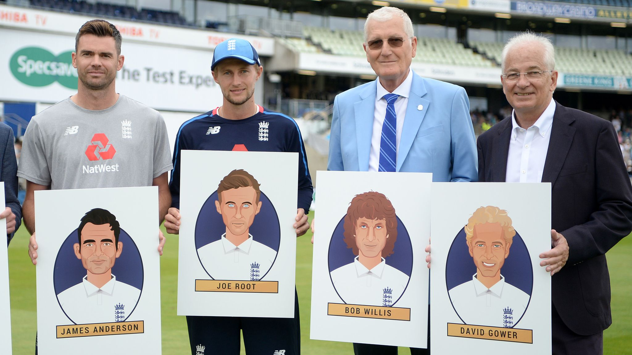 Bob Willis was a cricketing colossus whose indefatigable spirit made him an England bowling great