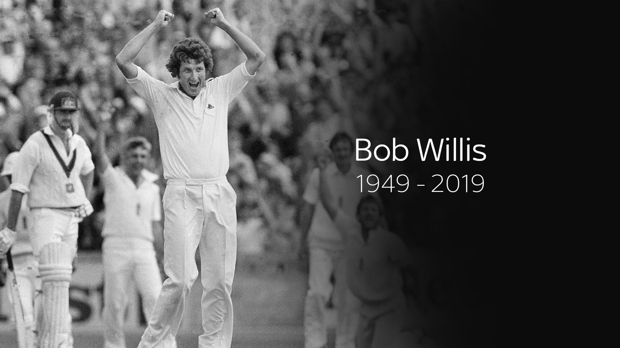 Rod Studd recalls the day Bob Willis stole his taxi at Headingley