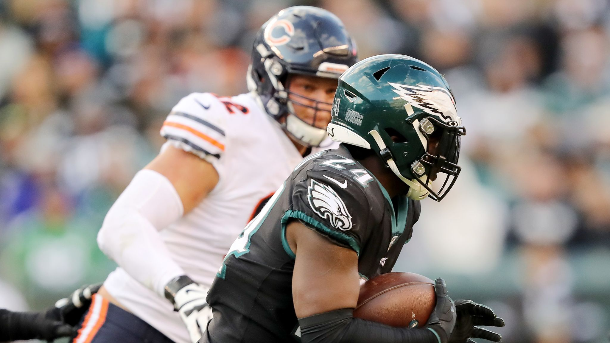 Philadelphia Eagles can reignite season against New York Giants