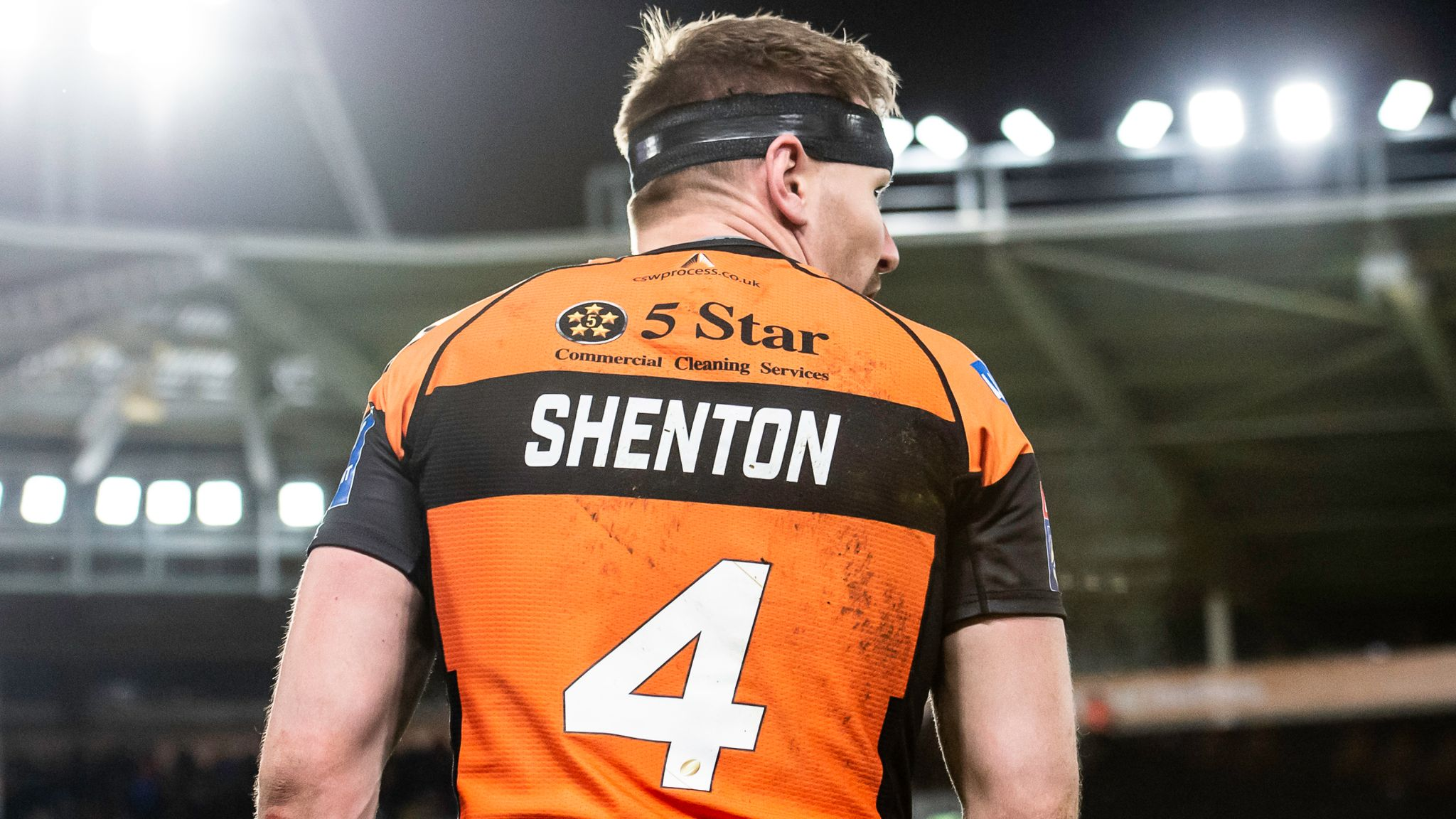 Castleford's Michael Shenton kicks off 2020 testimonial against Toronto Wolfpack