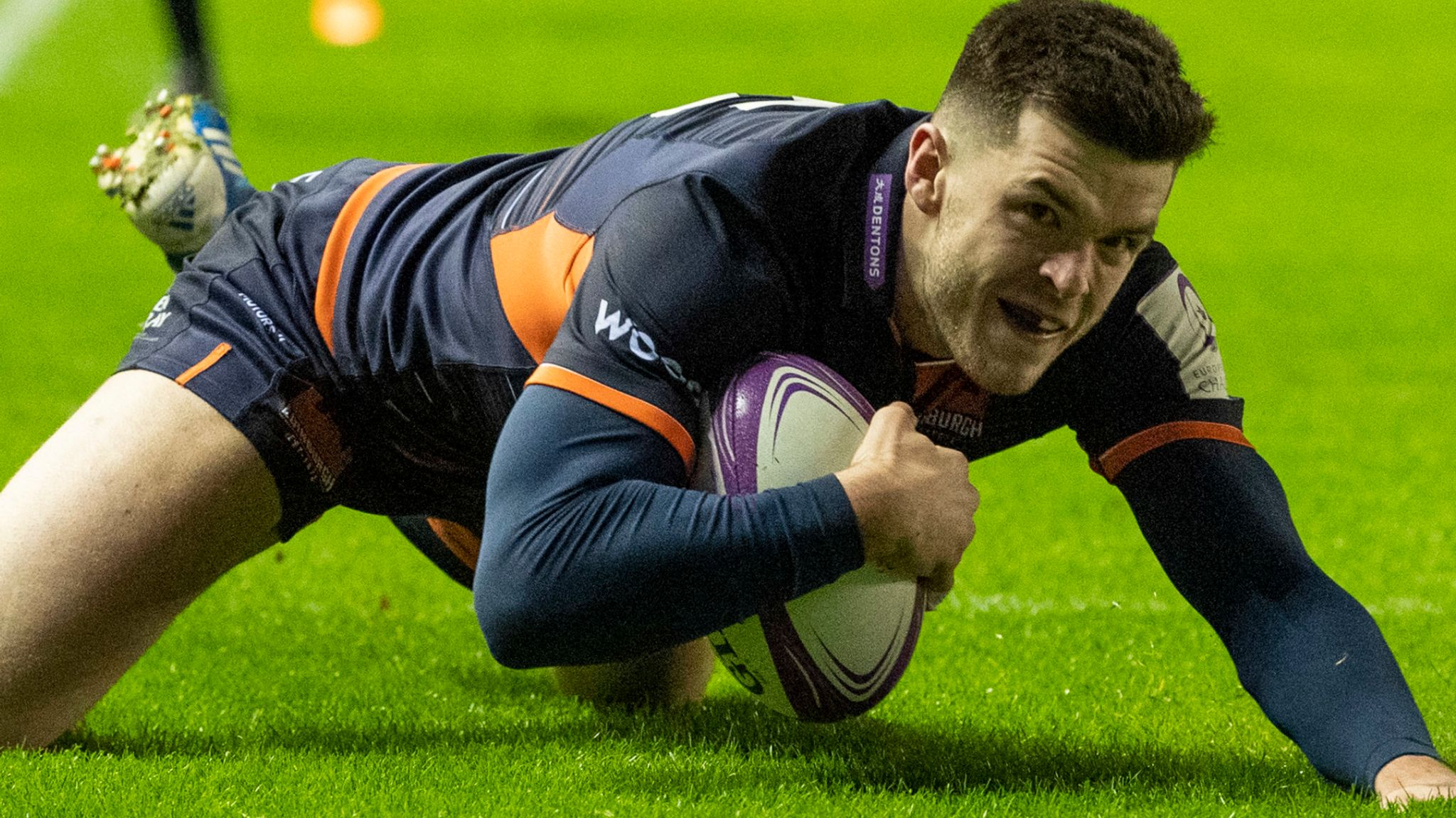 Challenge Cup: Edinburgh beat Wasps to stay in quarter-final contention