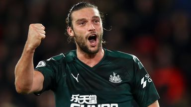 fifa live scores - Andy Carroll: Steve Bruce delighted by Newcastle striker's performance on return