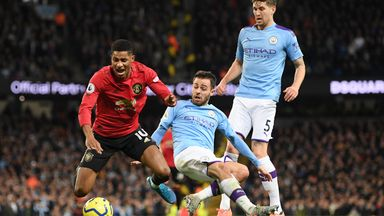 Ref Watch: Manchester derby penalties correct