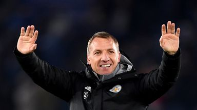 fifa live scores - Brendan Rodgers hints at Leicester contract clause amid Arsenal links