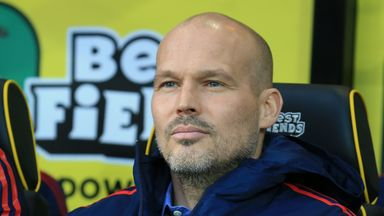 fifa live scores - Arsenal boss Freddie Ljungberg refuses to rule out top-four finish