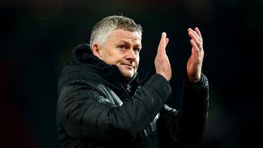 fifa live scores - Ole Gunnar Solskjaer: Manchester United didn't deserve to win
