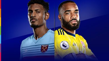 West Ham vs Arsenal is live on 365beat体育 Premier League