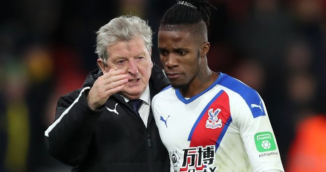 English Premier League Report: Crystal Palace v Arsenal 11 January