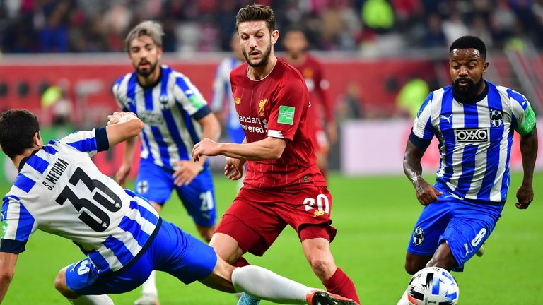 Could Adam Lallana be on his way to PSG?
