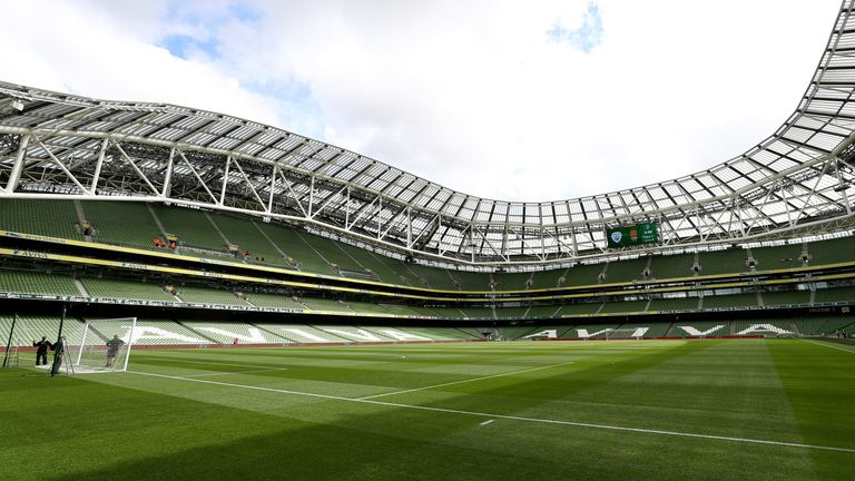 The IRFU says concluding the current season will allow clubs to prepare properly for next season