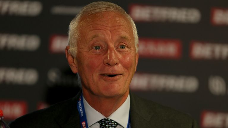 Barry Hearn has described the addition of the Saudi Arabia Snooker Masters as a 'giant leap forward for our sport'