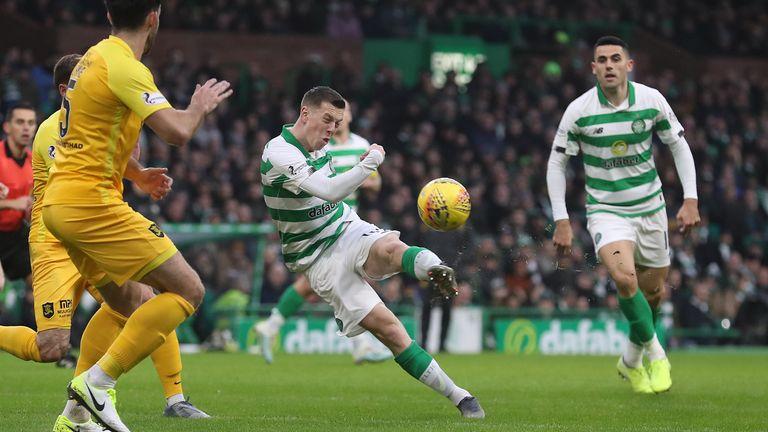 Callum McGregor says Celtic have got plenty of options ahead of the final