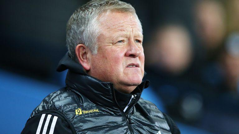 Chris Wilder übernahm 2016 die Leitung von Sheffield United mit dem Verein in League One