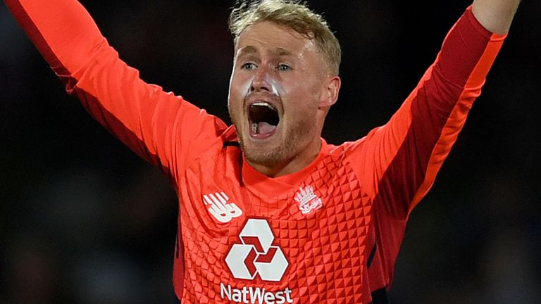 Parkinson featured in England's T20I series against New Zealand, but is yet to make his Test debut