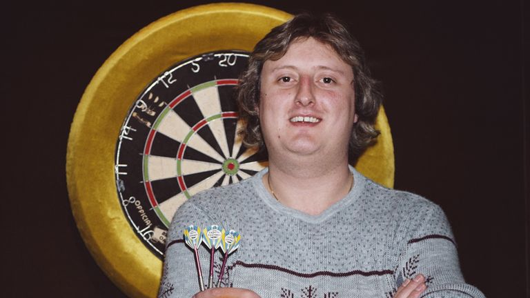 Eric Bristow was a five-time world champion