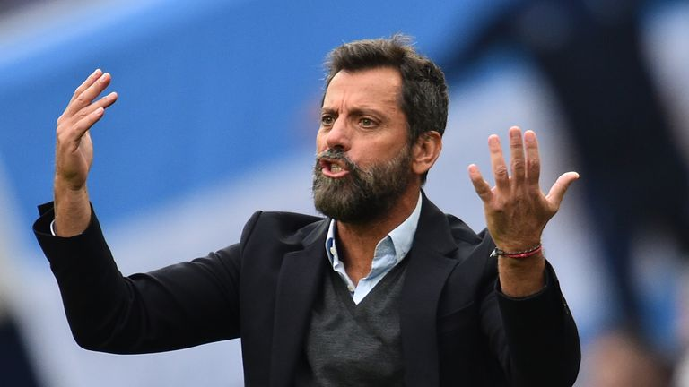 Quique Sanchez Flores has struggled in his second spell as Watford boss