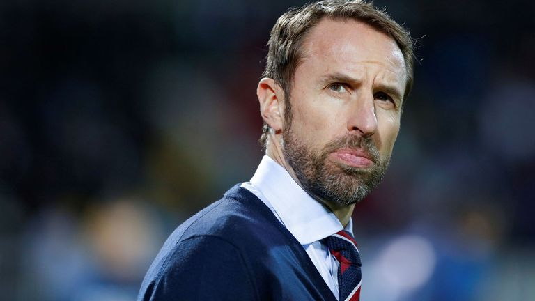 Gareth Southgate's England side were due to play Italy and Denmark in friendlies this month