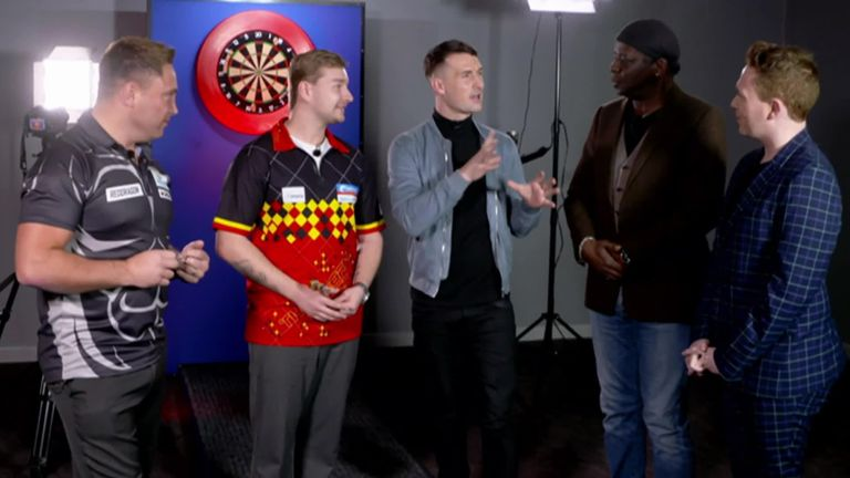 Gerwyn Price and Dimitri Van den Bergh are on hand to pass on some handy tips