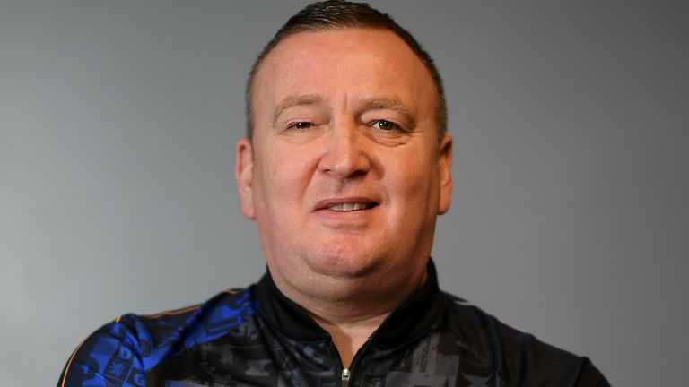 Glen Durrant will be playing in his very first PDC World Championship at Alexandra Palace